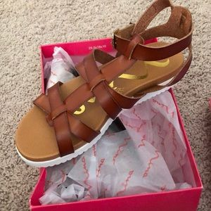 Other - Brown Nina sandal